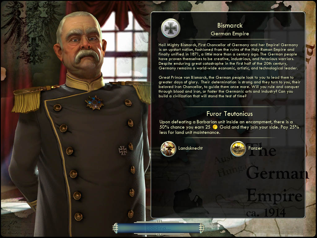 Best civ 5 leader for war