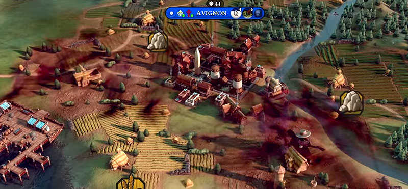 Civilization VI Analyst: Gathering Storm