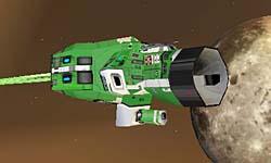 Recon -- note the underbelly gun