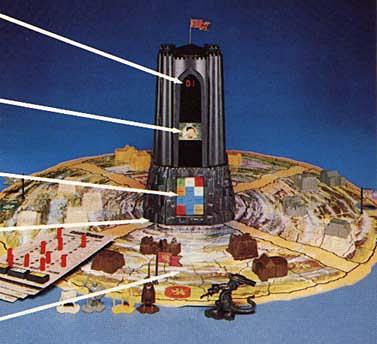 Dark tower tra gioco da tavolo e videogame - Gioco da tavolo dark souls ...